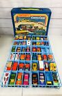 Vintage LOT OF 46 Matchbox LESNEY SUPERFAST 1970s Die Cast Car with Case Look
