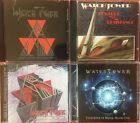 Watchtower- Complete Studio Discography (4 CD Lot) Toxik, Realm, Coroner
