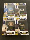 Funko Pop Heroes DC Batman The Dark Knight Returns Set PX Previews Exclusive