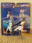Mo Vaughn - Kenner Starting Lineup Collectable Figure & Card - 1998 - MINT