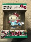 NIB Hallmark Hello Kitty 2019 Christmas Tree Holiday Ornament Ice Skating