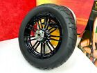 🔥Genuine Harley Sportster XL1200 883 16X3 Black Rear Wheel Michelin Tire OEM