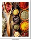 Spices Art Canvas Print Poster Wall Art Home Decor C