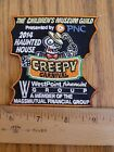 The Childrens Museum GuildCreepy Carnival2014Haunted HousePatchFREE SHIP