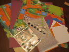 Scrapbooking Art Crafts Hasbro Life Game Collection 3 NOS