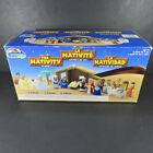 Bible Toys The Nativity Playset 19 Pieces New in Box