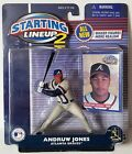 2001 Starting Lineup 2 Andruw Jones Atlanta Braves Chase Figure Hard To Find HTF