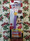 PEZ Dispenser & Candy 2019 Disney DAISY DUCK New in Unopened PACKAGE