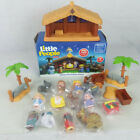 Fisher Price Little People A Christmas Story Deluxe Nativity Set