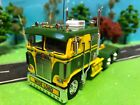 DCP 1 64 Beautiful Green Yellow Kenworth K 100 Cabover Flat Top Semi Tractor