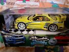 2 MUSCLE MACHINE SPECIAL EDITIONNISSAN SKYLINE GTR 118 DIECAST USED