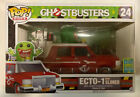 Funko Pop! Rides 2016 Summer Convention Ghostbusters ECTO-1 with Slimer #24