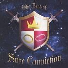 SURE CONVICTION - THE BEST OF - BRAND NEW sold by original artist