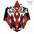 Fairing Glossy Red Black Injection Fit for Honda 2004 2005 CBR1000RR a049 SMA