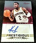 KYRIE IRVING 12-13 PRESTIGE PERFECT AUTO ROOKIE RC NETS SSP BGS PSA READY