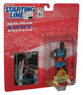 NBA Basketball Anthony Mason Extended 1997 Starting Lineup Kenner Figure - (Char