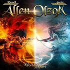 Worlds Apart Allen / Olzon CD NEW FREE SHIPPING preorder