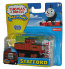 Thomas The Tank Engine Take-N-Play Stafford Fisher-Price Die-Cast Metal Toy Trai