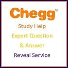 Chegg Answers  3 answers unlock for 099 USD