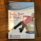 NEW Weight Watchers Work Your Belly Butt  Thighs 3 Stability Workouts DVD