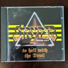 Stryper To Hell With The Devil 1986 Early Pressing CD Enigma CDE-73237 Heavy