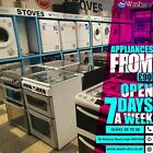 ***OPEN 7 DAYS A WEEK*** Tumble Dryer Vented or Condenser Available AdRef 100003