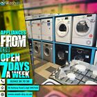 ***OPEN 7 DAYS A WEEK*** Tumble Dryer Vented or Condenser Available AdRef 100006