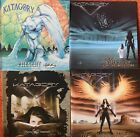 Katagory V- Studio Discography (4 CD Lot) Psyco Drama, Power Of Omens, Artension