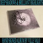 HIM - Deep Shadows & Brilliant Highlights - Hand Signed by Ville Valo
