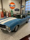 1971 Chevrolet Chevelle Malibu 1971 Chevrolet Chevelle Malibu show condition, Classic Muscle Car Factory AC
