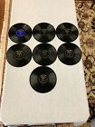 VICTROLA VICTOR PHONOGRAPH RECORDS LOT 2 7 10 TWO SIDED 78 RPM RECORDS