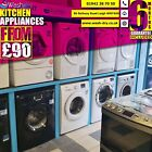 ***OPEN 7 DAYS A WEEK*** Tumble Dryer Vented or Condenser Available AdRef 400021