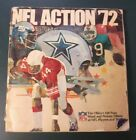 1972 SUNOCO NFL ACTION STAMP ALBUM COMPLETE WITH WEAR SEE PHOTOS