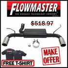 Flowmaster Force II Axle Back Exhaust Kit fits 2012 2018 Wrangler JK 36L 25