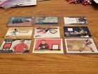 Lot Of 60 Baseball Cards With Autos, Game Used, RCS, Stars