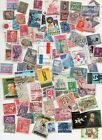 All World Mixture 1000 Stamps All Different Off Paper lot 140