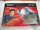 Maxtor 200GB IDE Ultra 7200 RPM Hard Drive New in Manufacture Cellophane Wrap