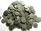 Roman Empire Coins 300 400AD15 20mmFine Very fine condition unresearched coins