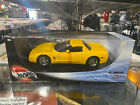 C5 Corvette Yellow diecast 118 scale in excellent condition retired