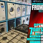 ***OPEN 7 DAYS A WEEK*** Tumble Dryer Vented or Condenser Available AdRef 800008