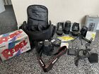 canon eos rebel t5i Package Lots Of Extras