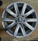 2006 2014 Volkswagen Jetta Golf OEM Stock 17 Wheel 5 lug 5K0 601 025 AN
