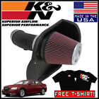 K&N AirCharger Cold Air Intake System fits 2012-2015 Chrysler 300 SRT8 6.4L V8