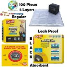 Puppy Potty Training Pads Dog Supplies Activated Carbon Charcoal Odor Control