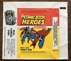 Topps Marvel Comic Book Heroes 1974 Complete set of 40 Stickers, wrapper, NM.MT