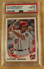2013 Topps Update Series US8 Anthony Rendon RC Rookie PSA 10 GEM MINT