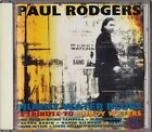 Paul Rodgers Muddy Water Blues A Tribute To Muddy Waters Japan CD