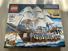 LEGO PIRATES IMPERIAL FLAGSHIP 10210 RETIRED *New & Factory Sealed Mint Box*