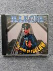 Illegal In The Name Of The Law 1992 Hard Rock Heavy Metal Music Rare OOP CD
