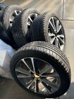 2011 2013 VOLVO C70 17x75 Wheels with 235x45x17 Tires set of 4